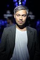 Александр Рогов. Неделя моды Mercedes-Benz в Москв