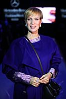 Олеся Судзиловская. Неделя моды Mercedes-Benz в Мо