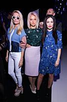 Показ Alena Akhmadullina. Неделя моды Mercedes-Benz Fashion Week Russia