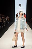 Показ Bella Potemkina. 'Mercedes-Benz Fashion Week