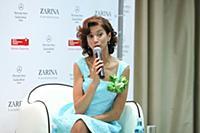 Елена Тарасова. Zarina. Mercedes-Benz Fashion Week