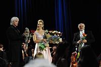 Дмитрий Хворостовский, Константин Орбелян и Элина