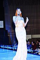 Таша Турова. Estet Fashion Week. Ювелирный дом 'Эс