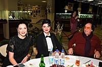 Евгений Герчаков, Анна Комкина, Ирина Дмитракова.