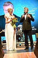 Анжелика Агурбаш, Лев Лещенко. 50 лет деятельности