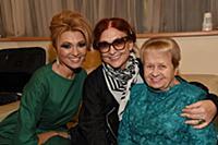 Анжелика Агурбаш, Любовь Гречишникова, Александра
