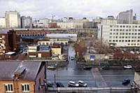 Железнодорожный район. Новосибирск 2015.