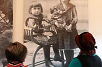 Выставка кукол в Спасо-Преображенском монастыре. Р