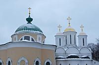 Спасо-Преображенский монастырь. Россия, Ярославль.