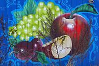 Городские граффити. Россия, Ярославль. 3-4 января