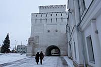Знаменская башня Земляного города. Россия, Ярослав