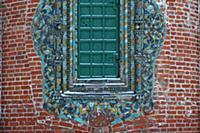 Мозаика церкви Богоматери Тихвинской. Россия, Ярос