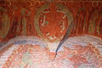 Фрески Спасо-Преображенского монастыря. Россия, Яр