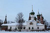 Церковь Николы Мокрого. Россия, Ярославль. 3-4 янв