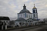 Окраина Сасово
