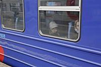 На Ярославском вокзале