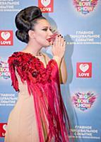 Елка. Big Love Show 2016. Олимпийский, Москва, Рос