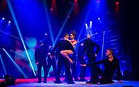 Шоу-показ A'MORE. Москва, Россия. 11 февраля 2016.