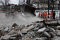 Снос торговых площадей у метро Крапоткинская, Чистые пруды