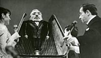 Игорь Кио и Виктор Мережко.