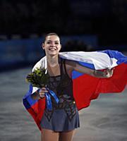 Фотографии российской фигуристки Аделины Сотниковой