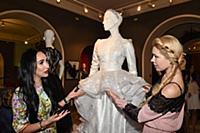Открытие экспозиции 'Русские дизайнеры'