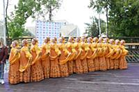 Родник (Московская область). Концерт талантов стра