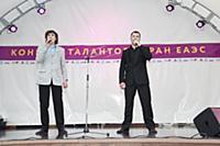 Андрей Мариоли (Москва) и Илья Звольский (Ярославс
