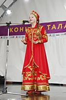 Ксения Кашникова (Владимирская область). Концерт т