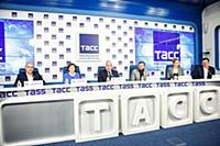 Пресс-конференция ТЭФИ 2016