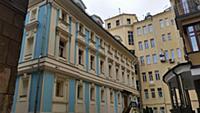 Шталмейстерский дом