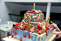 День рождения Влада Соколовского