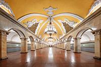Фотографии московского метро