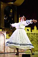 Открытая репетиция мюзикла «Принцесса цирка»