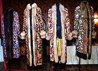 Презентация коллекции «Имперский стиль» Вики Цыгановой