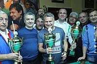 Турнир по русскому бильярду памяти Эльдара Рязанова