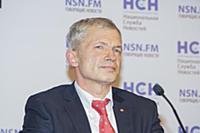 Игорь Трунов. Пресс-конференция, посвященная задер