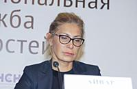 Людмила Айвар. Пресс-конференция, посвященная заде