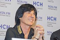 Didier Marouani. Пресс-конференция, посвященная за