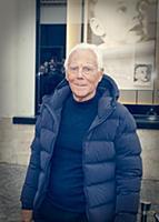 Georgio Armani. Презентация автобиографической кни