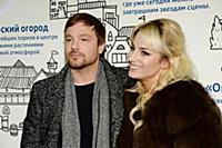Наталья Гордиенко, Алексей Чадов. Съемки видеоклип