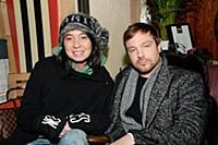 Александра Куцевол, Алексей Чадов. Съемки видеокли