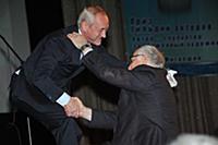 Евгений Герасимов, Валерий Баринов. 28-й день рожд