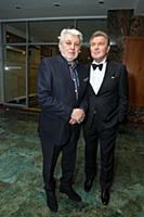 Вячеслав Добрынин, Лев Лещенко. Российская национа