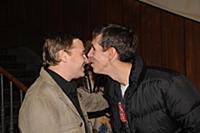 Олег Фомин, Алексей Панин. 2009 год.