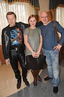Олег Фомин, Александр Тютин. 2009 год.