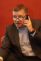 Олег Фомин. 2015 год.