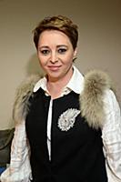 Ирина Шабельникова. Съемки новогоднего концерта «Т