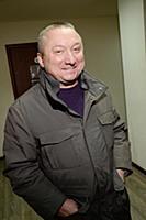 Александр Качан. Съемки новогоднего концерта «Танц