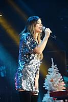 Ани Лорак. Съемки новогоднего концерта «Танцы! Елк
